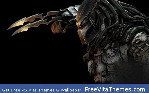 depredador PS Vita Wallpaper