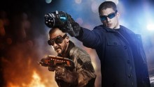 Download Captain Cold & Heat PS Vita Wallpaper