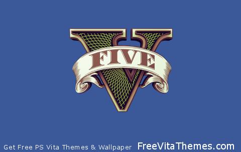 GTA V PS Vita Wallpaper