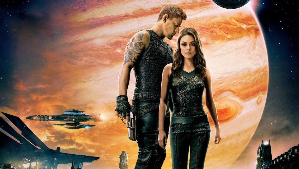 Jupiter Ascending Retina Movie Wallpaper: Jupiter Ascending 2015 Movie PS Vita Wallpapers