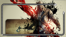 Download Assassin Creed Locker Screen PS Vita Wallpaper