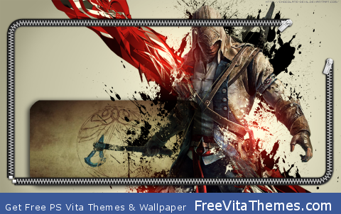 Assassin Creed Locker Screen PS Vita Wallpaper