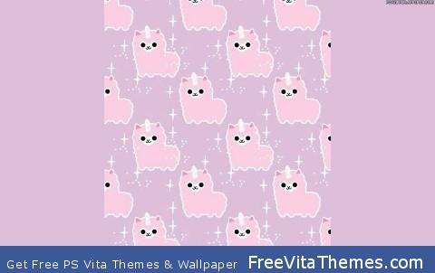 KawaiiAlpaca PS Vita Wallpaper