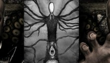 Download SlenderMam PS Vita Wallpaper