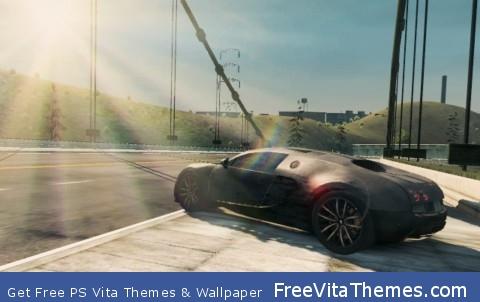 bugatti PS Vita Wallpaper