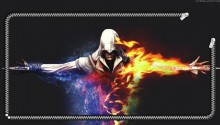Download Assassin's Creed Ezio PS Vita Wallpaper