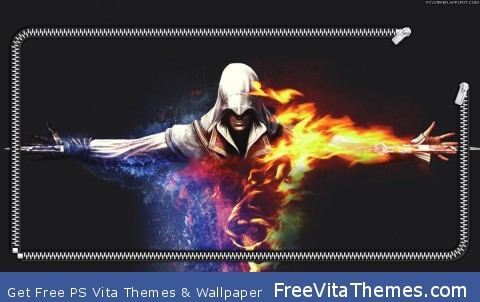 Assassin's Creed Ezio PS Vita Wallpaper