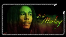 Download Bob Marley PS Vita Wallpaper