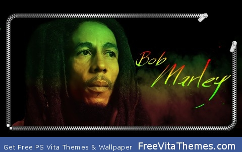 Bob Marley PS Vita Wallpaper