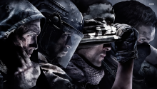 Download Call of Duty   Ghosts PS Vita Wallpaper