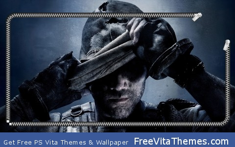Call of Duty Ghosts.A wallpaper PS Vita Wallpaper