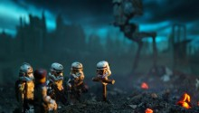 Download Lego Star War PS Vita Wallpaper